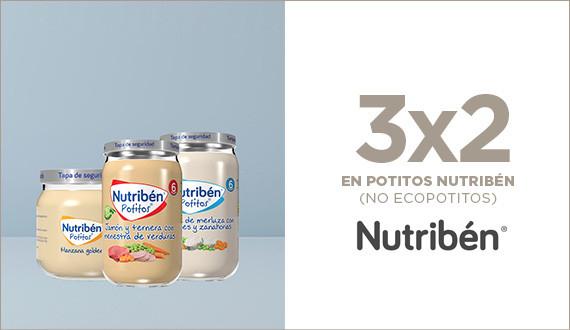 3X2 POTITOS NUTRIBEN