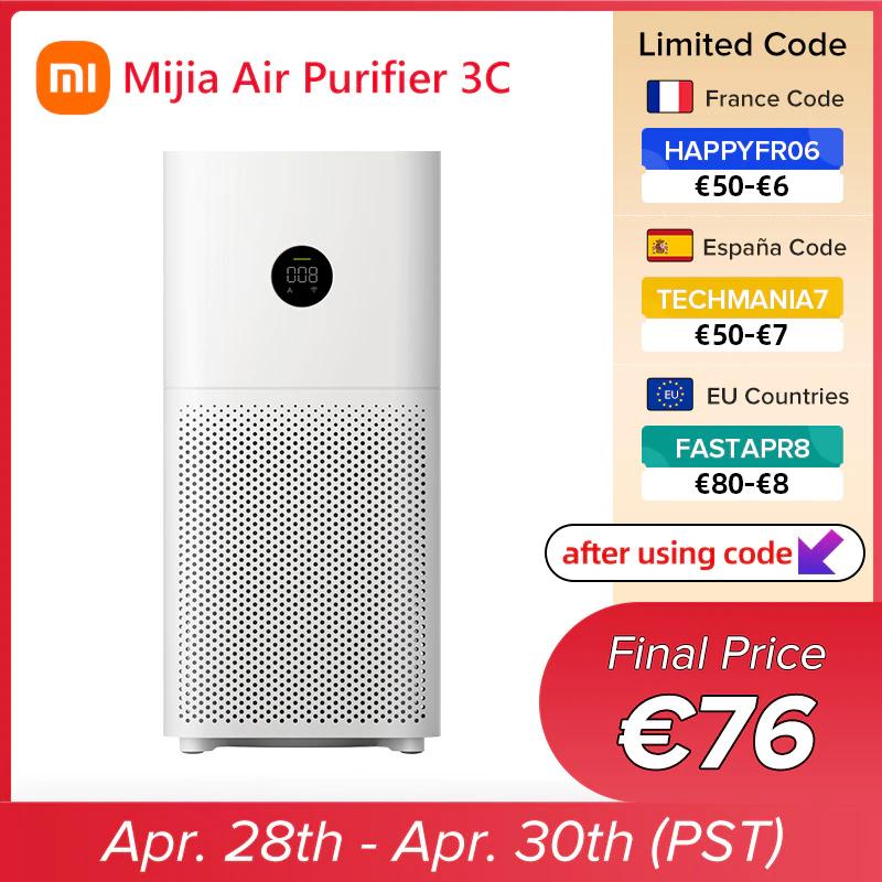 Xaomi Mi Air Purifier 3C (Desde España)