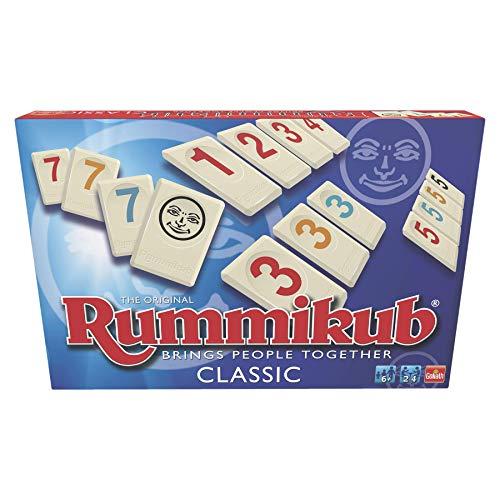 Juego RUMMIKUB Original - Clásico, Español (Goliath 50400)