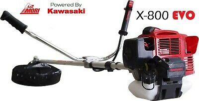 Desbrozadora Prof Kawasaki TJ53E Euro V 2,68cv con barra Mori X-800 EVOLUTION