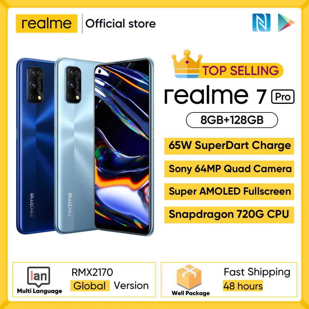 Realme 7 PRO 8/128