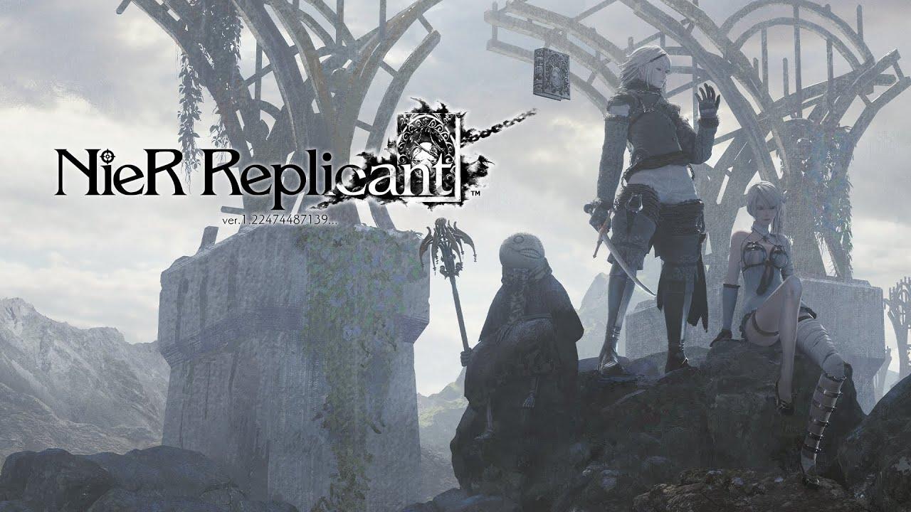 NieR: Replicant ver.1.22474487139 Pc Steam