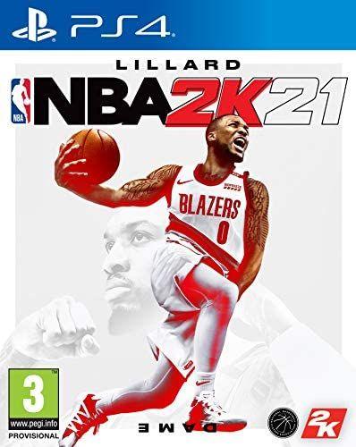 NBA 2K21 PS4 (Amazon)