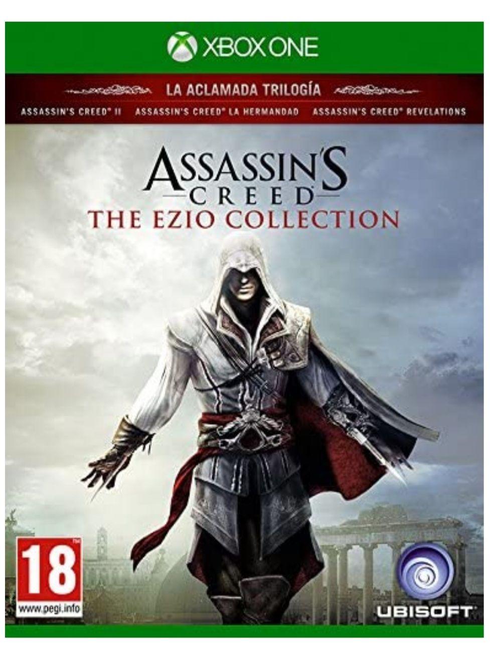 Assassin's Creed The Ezio Collection - Xbox One (Mediamarkt y Amazon)