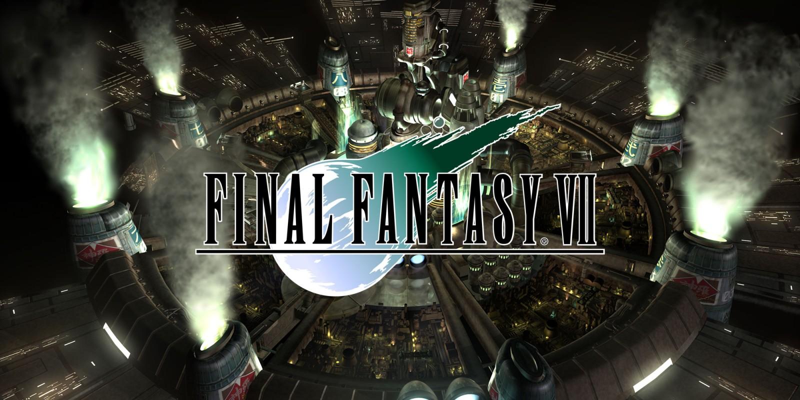 FINAL FANTASY VII - Nintendo switch