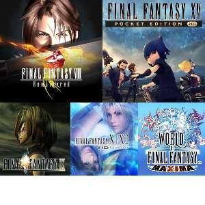 Final Fantasy VII, VIII, IX, X/X y otros [Nintendo Switch]