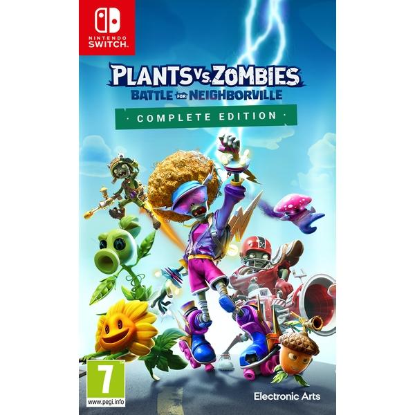 Plants & Zombies Switch
