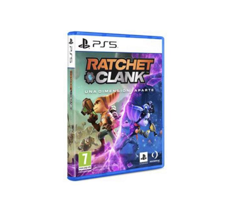 Ratchet & Clank: Una Dimensión Aparte PS5 (Socios 59,99)