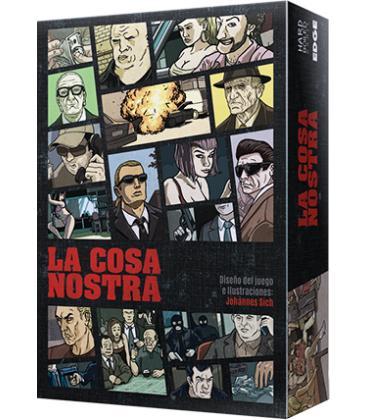 Juego de mesa La Cosa Nostra