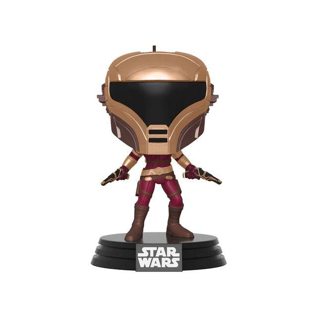 Figura Funko POP Star Wars: Rise of Skywalker Zorii Bliss