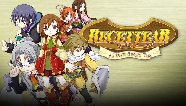 Recettear: An Item Shop's Tale Steam