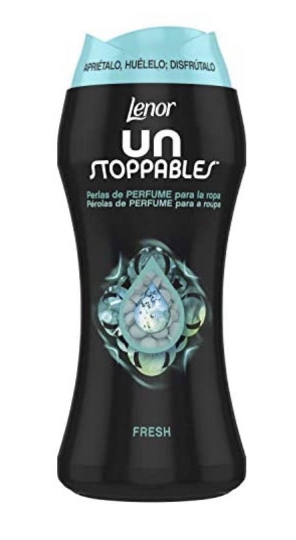 Lenor Unstoppable Fresh, Perlas de Perfume para la Ropa, 210 gr, 15 Lavados
