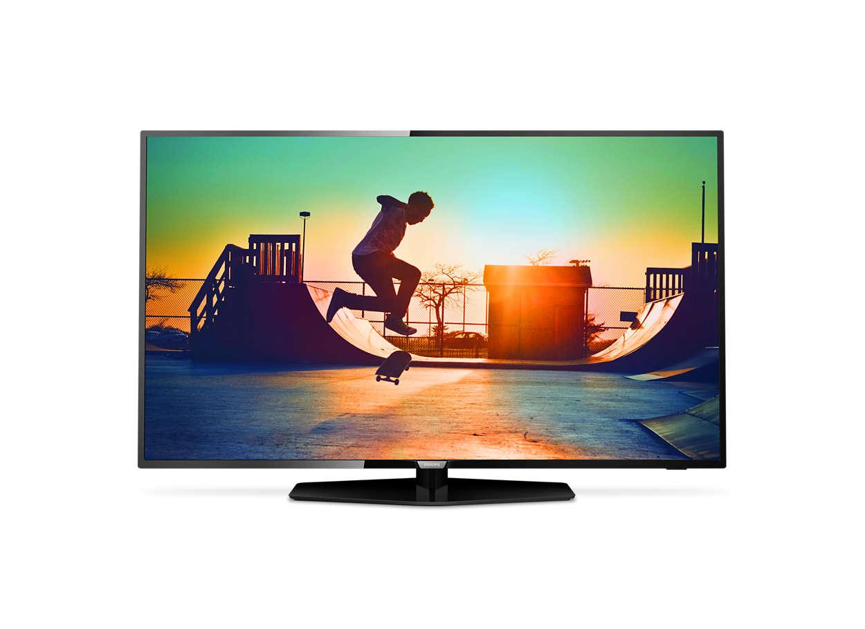 "Philips 43"" Smart TV 4K solo 299€"