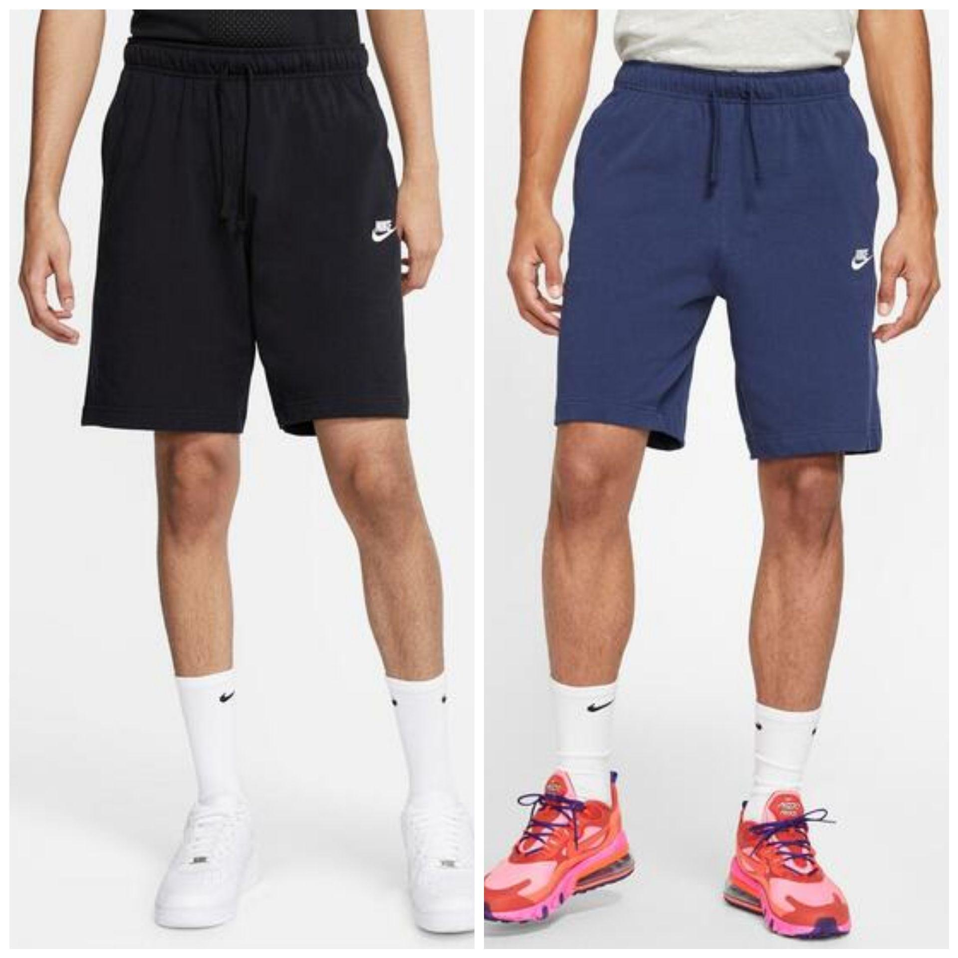Pantalón corto Nike Club (2colores)