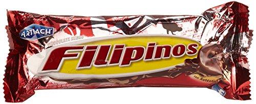(3 paquetes!) Artiach Filipinos con Chocolate Negro
