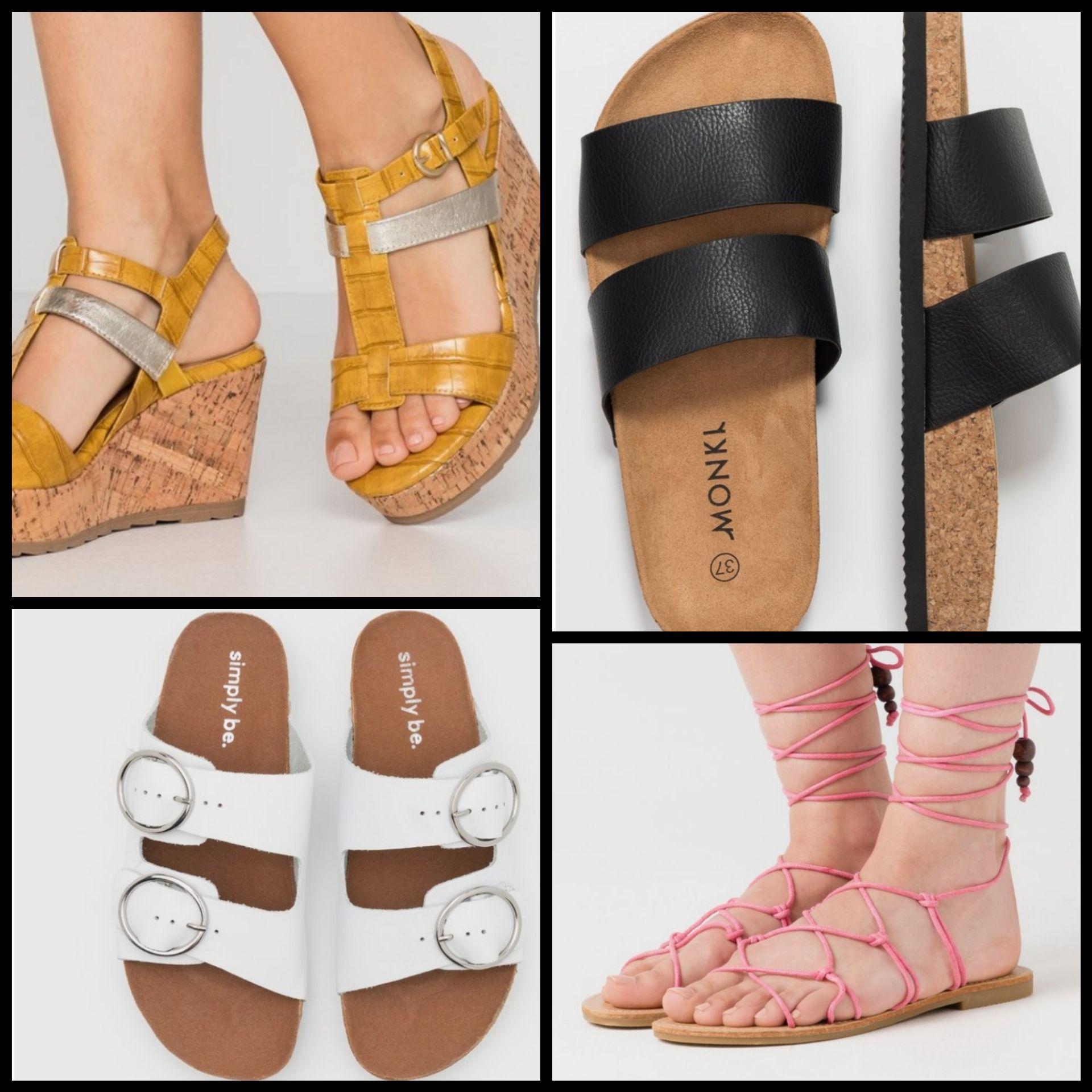 Recopilación Sandalias para Mujer ( + de 20 Modelos )