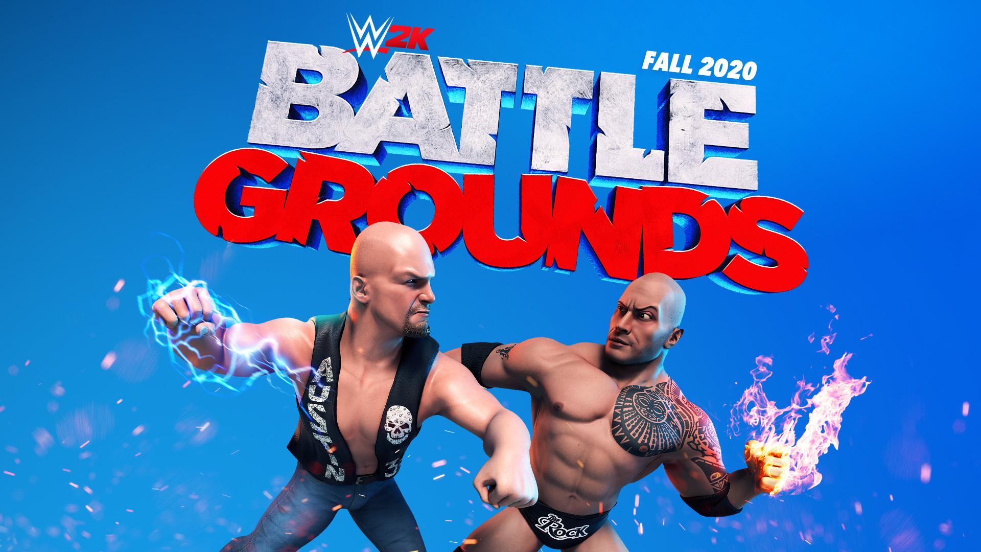 WWE 2K Battlegrounds (Steam)