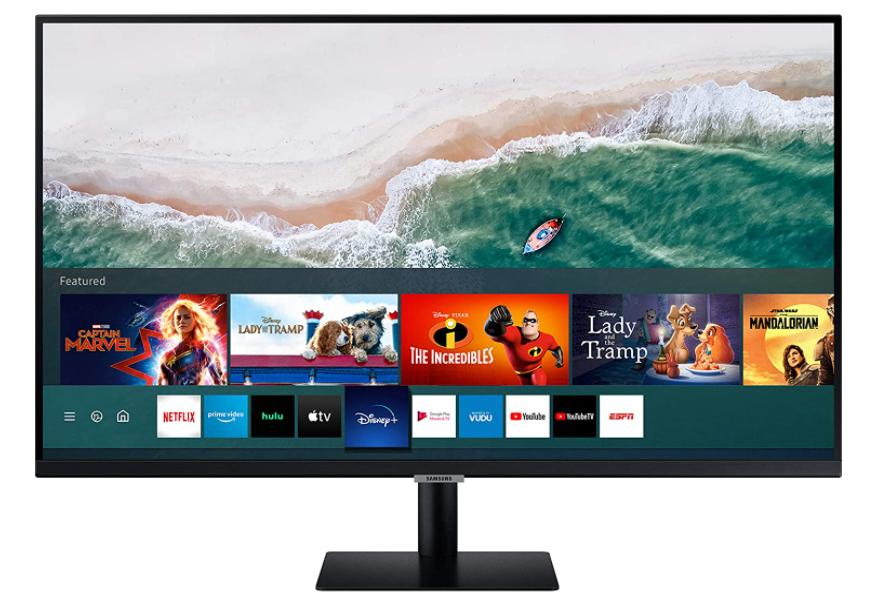 """Monitor 32"""" Samsung Smart solo 209€"""