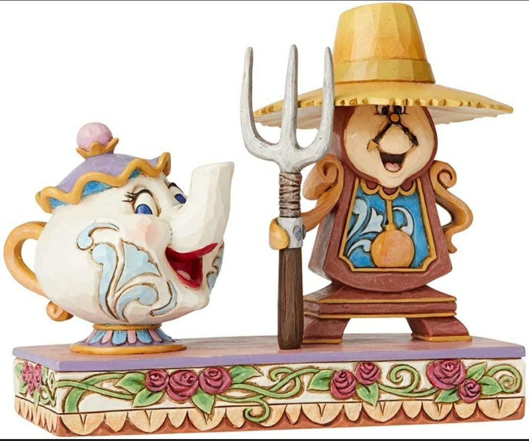Figura de colección de Sra Popps y Ding Dong