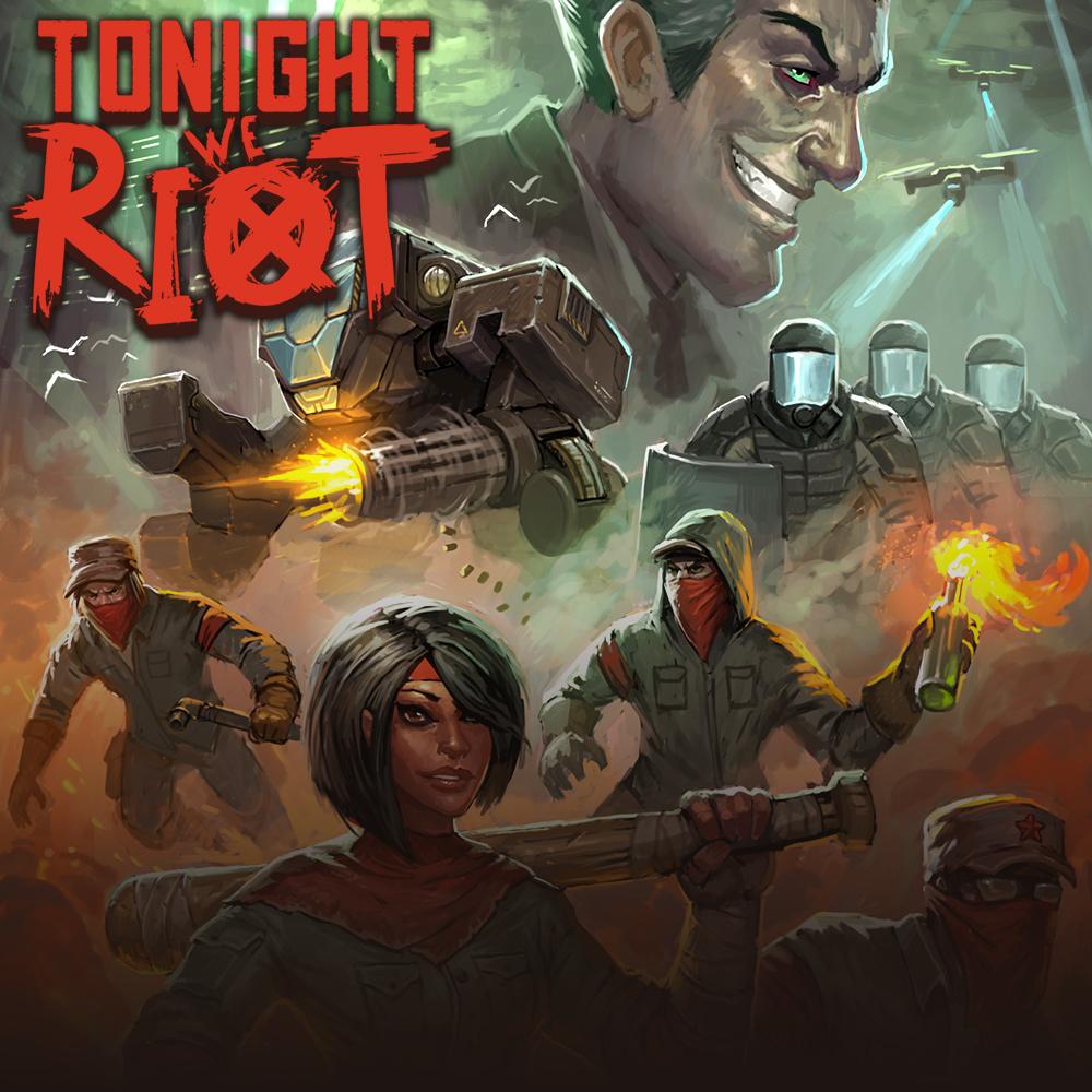 GRATIS :: Tonight We Riot #GOG #itch.io