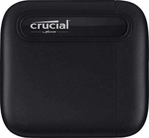 Crucial X6 4TB SSD Portable