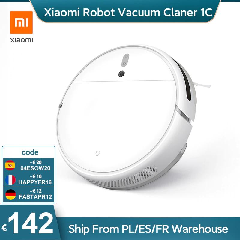 Robot aspirador Xiaomi Mi 1C - Desde España
