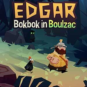 Edgar - Bokbok in Boulzac GRATIS con Prime