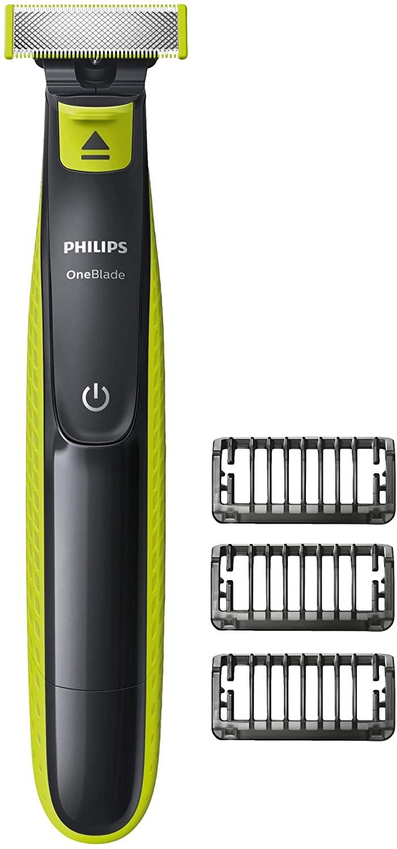 Philips OneBlade Recortadora de barba solo 21.6€