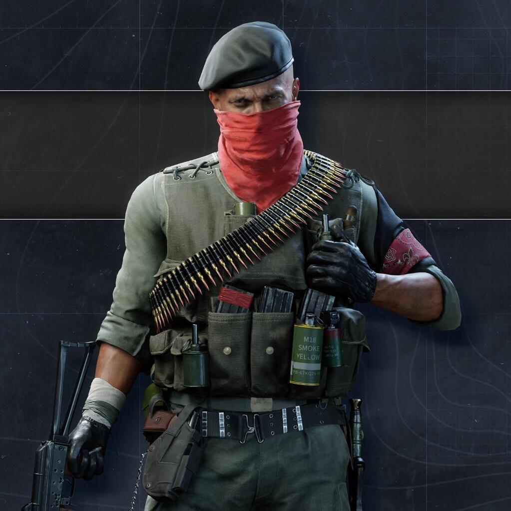 Call of Duty®: Black Ops Cold War - Paquete de Combate (Comandante)
