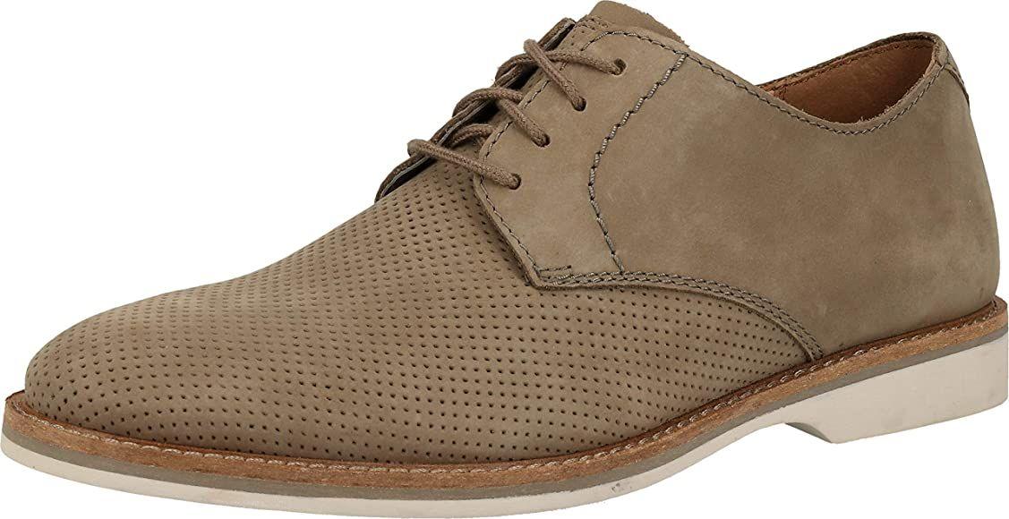 PRIME/ 39,5 - Clarks Atticus Lace, Zapatos de Cordones Derby Hombre