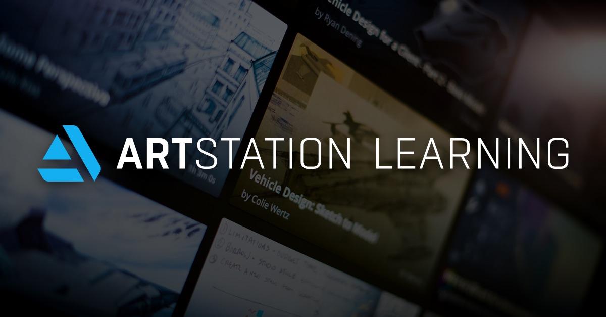 Cursos Artstation Learning Gratis Hasta 2022