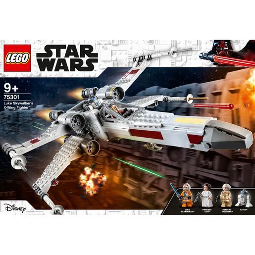 -50% en la segunda unidad en todo Lego Star Wars