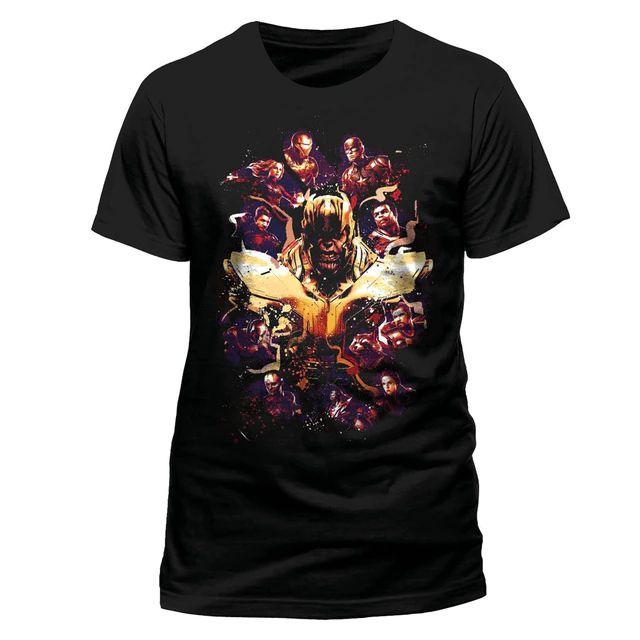 Recopilatorios camisetas Marvel