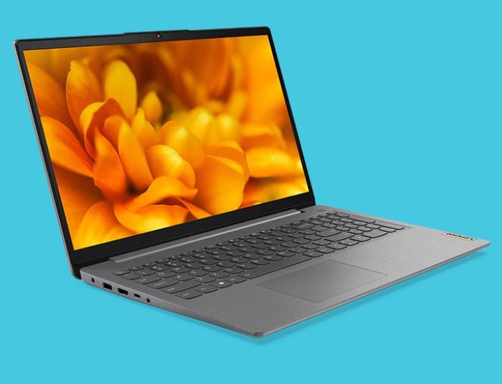 Portátil Lenovo con intel i5 1135G7 8Gb 256SSD NVME