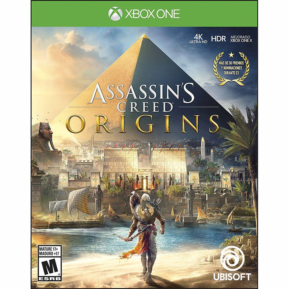 Assassin's Creed Origins Xbox One Store Turquía.