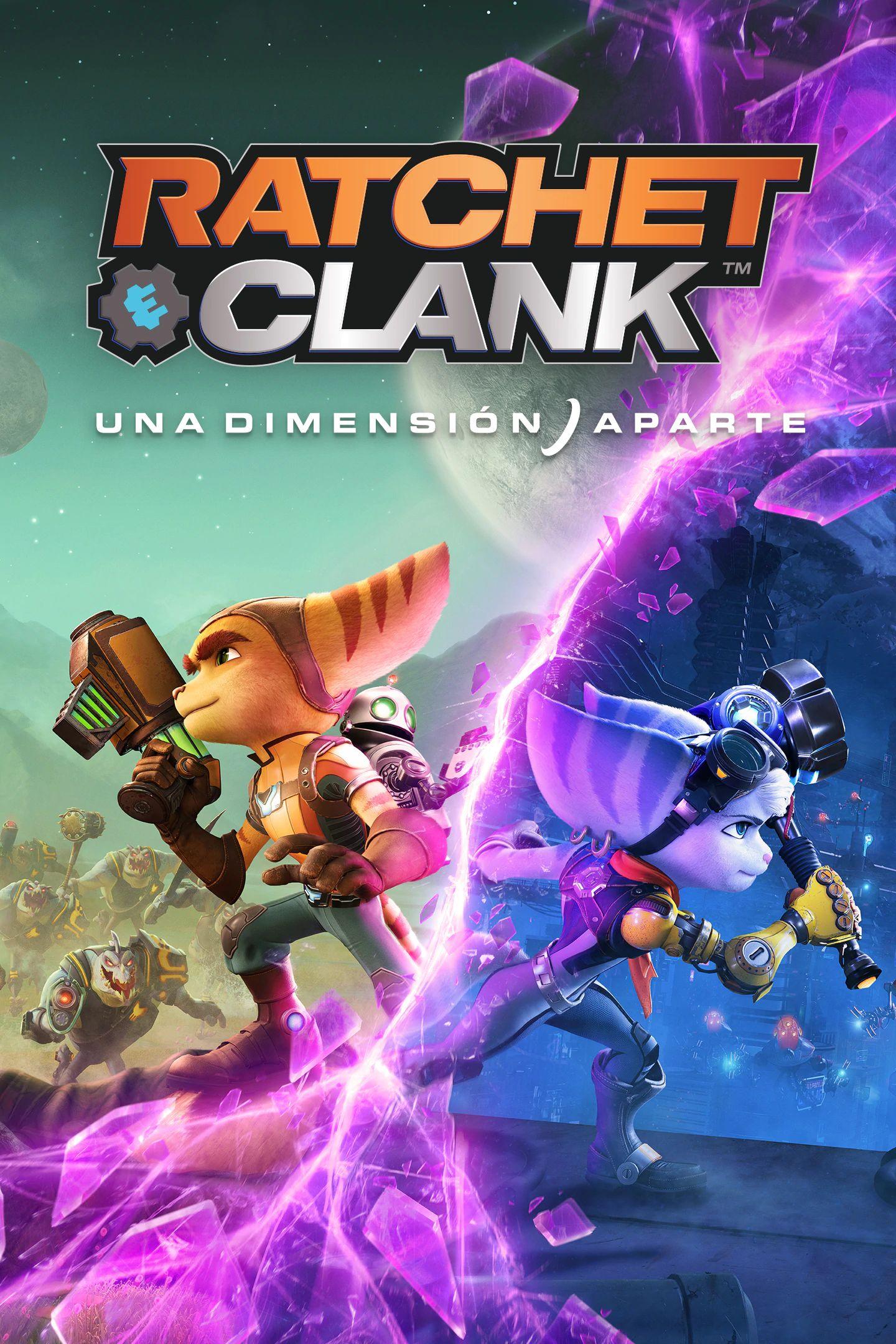 Rachet & Clank: una dimensión aparte