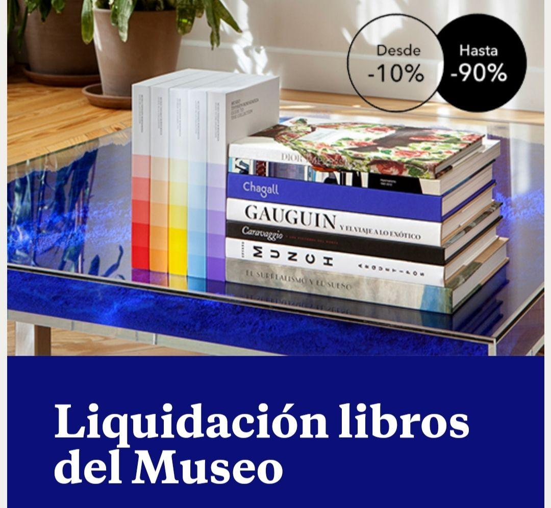 Liquidación libros Museo Thyssen