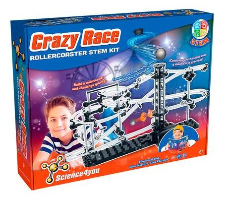 Crazy Race jueguete educativo solo 6.2€