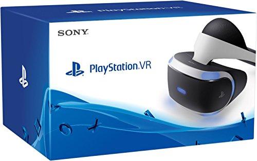 Play station VR, el casco funcional pero sin cámara. - Reacondicionado