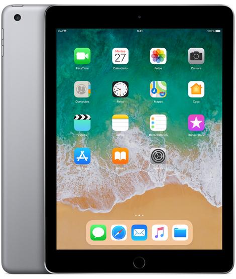"""Apple iPad 9.7"""" (2018) 128GB Wifi"""