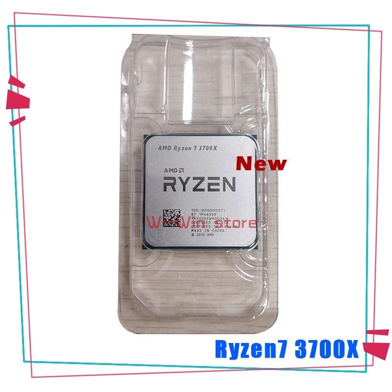 AMD Ryzen 7 3700x sin disipador