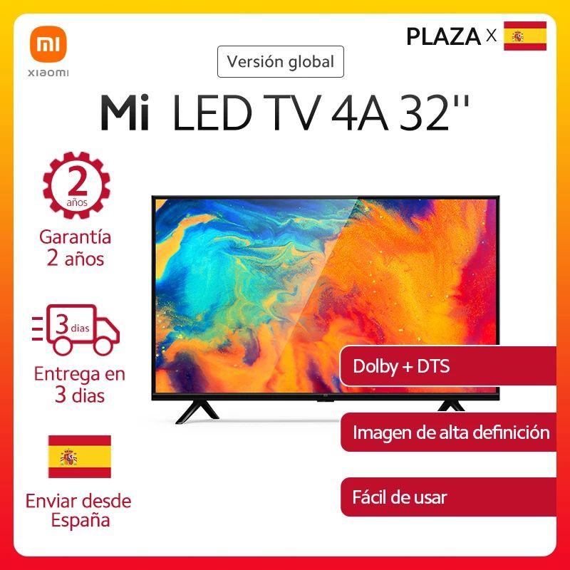 """Televisor Xiaomi 4A 32"""" desde España"""