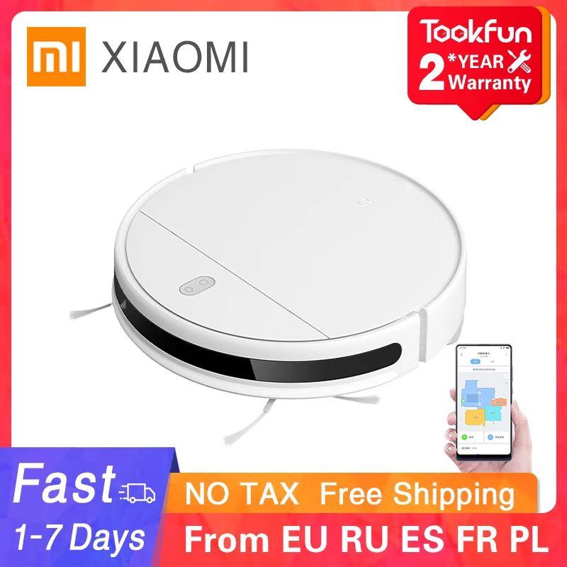 Aspirador Xiaomi Mijia 1G desde España