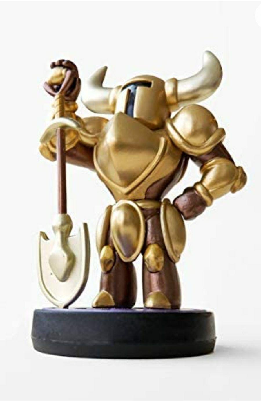 Amiibo Shovel Knight Gold - Amazon