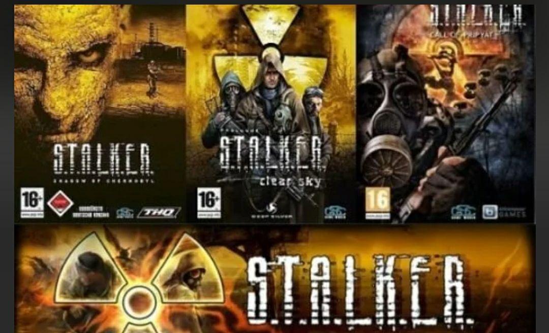 S.T.A.L.K.E.R. - Bundle GOG