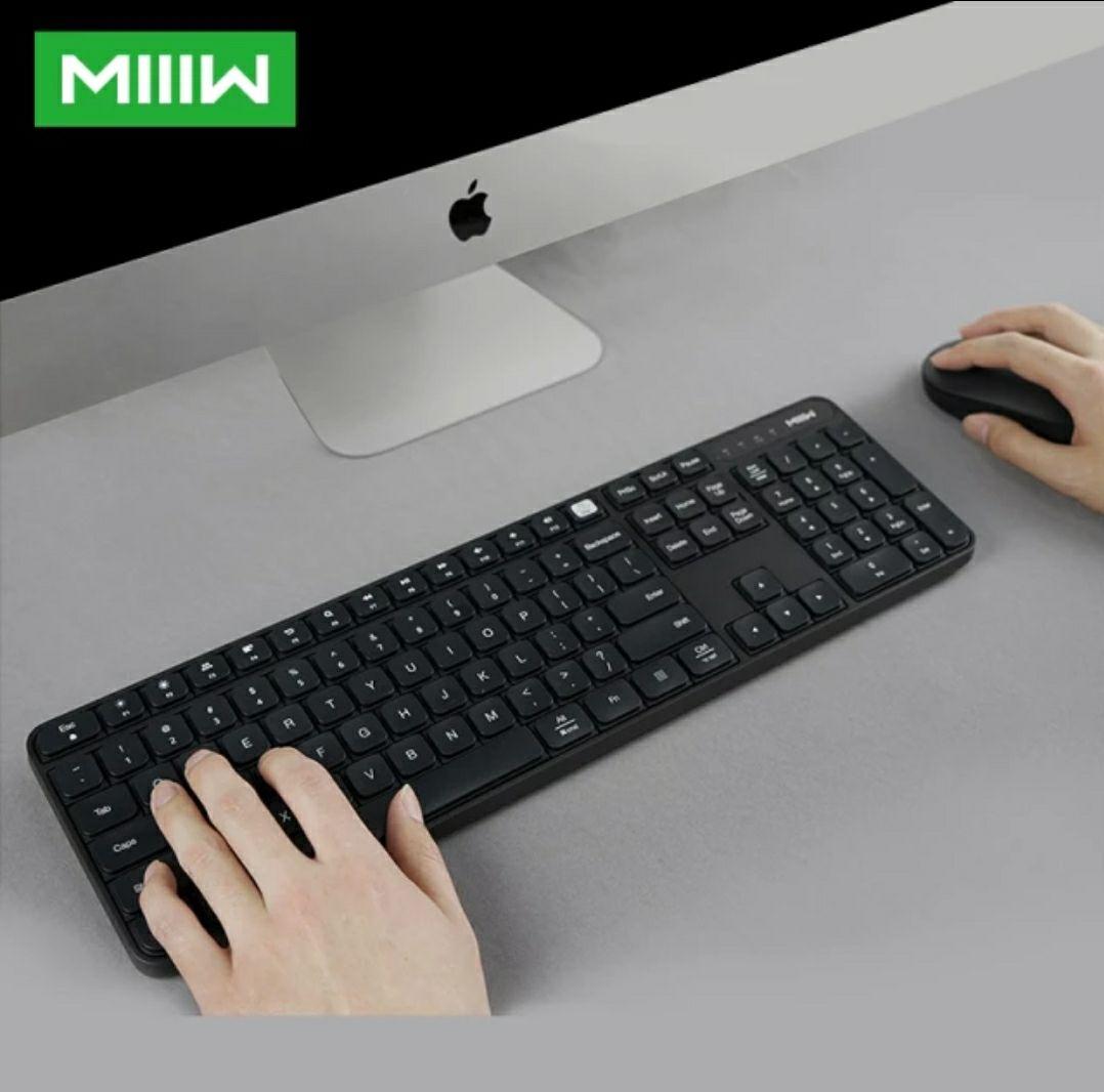 Xiaomi MIIIW-teclado y ratón inalámbricos
