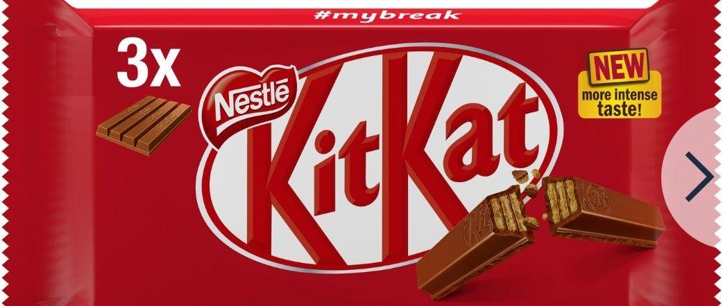 Kitkat (3 unidades)