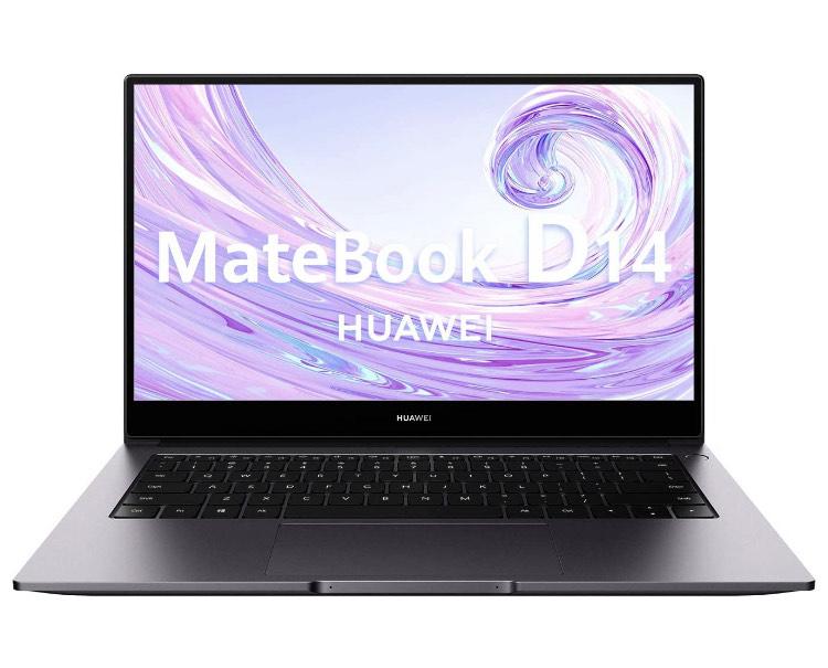 Huawei Matebook D14 (Intel Core i5-10210U, 16GB RAM, 512GB SSD, Intel UHD Graphics, Windows 10)