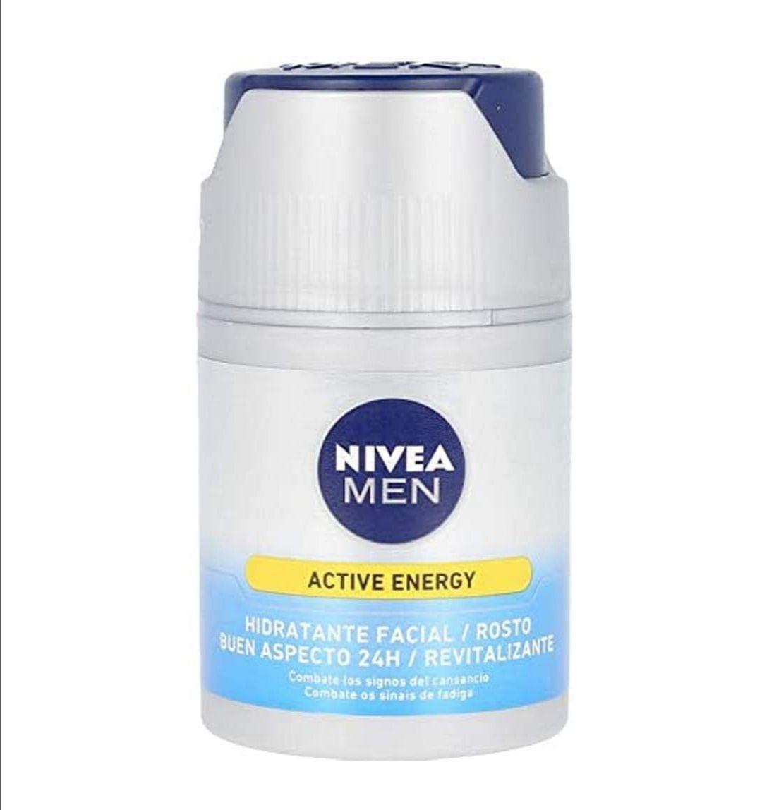 Crema Hidratante facial Nivea men revitalizante