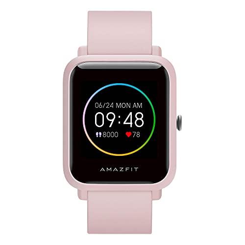 Amazfit Bip S Lite Smartwatch Ftiness Reloj Inteligente, 2 colores,